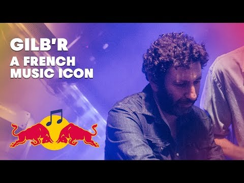 Gilb'r from Versatile Records (RBMA Session London 2015)