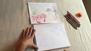 Let's Draw a Fish Tank!