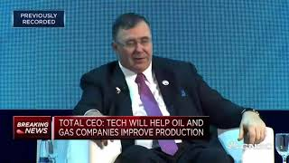 Total CEO: Climate change is a fundamental issue | Capital Connection