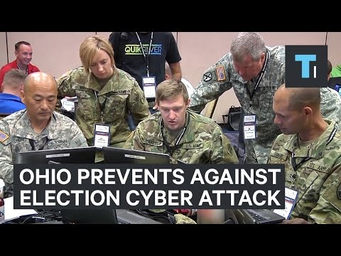 National Guard cyber security division protects elections from hacking