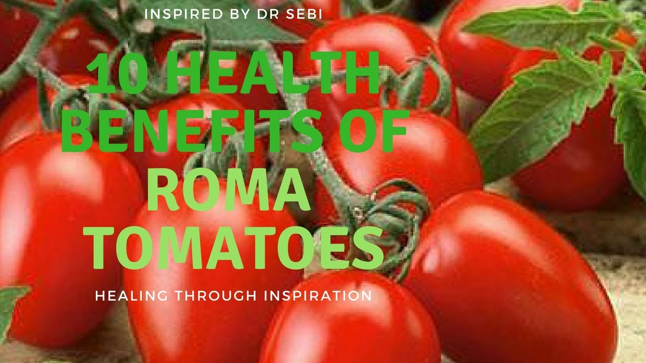 10 Health Benefits of Tomatoes Alkaline Electric Food | Dr