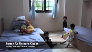 """Unterstützung des Kinderheims """"Rumah Shalom"""" Global Netwings"""