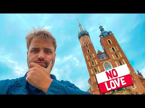 Don't fall in love in Poland, Krakow 🇵🇱