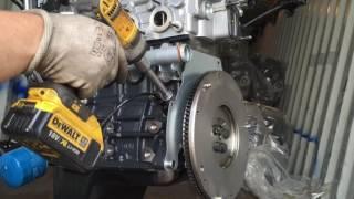 Ремонт двигателя Hyundai Accent(Разборка нового двс Хендай Акцент ТАГАЗ DOHC 16 клапанный. Все запчасти можно купить отдельно. Канал : https://www.yout..., 2016-07-19T16:07:19.000Z)
