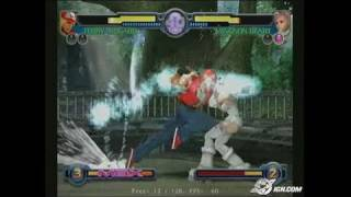 The King of Fighters: Maximum Impact -- Maniax Xbox