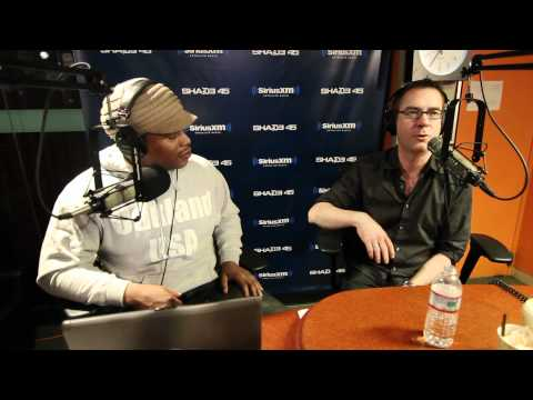"""Ted Allen Speaks on What Really Happens on """"Chopped"""" on #SwayInTheMorning"""
