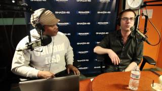 "Ted Allen Speaks on What Really Happens on ""Chopped"" on #SwayInTheMorning 