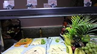 buffet breakfast review tour at secrets st james wild orchid all inclusive resort