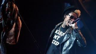 【日本語字幕付き】【LIVE】ウィズカリファ (Wiz Khalifa) / Black And Yellow