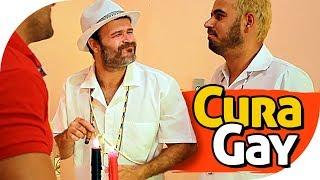 BUSCANDO AJUDA PARA A CURA GAY NA MACUMBA