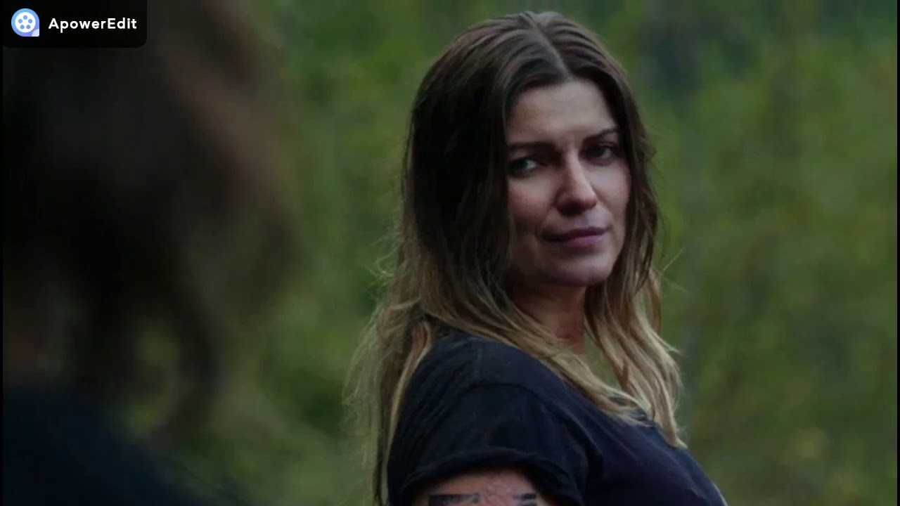 The 100 5x05 - Shifting Sands - Marcus Kane And Charmaine Diyoza -  Conversation - Tequila