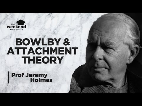 John Bowlby, Attachment Theory and Psychotherapy – Professor Jeremy Holmes