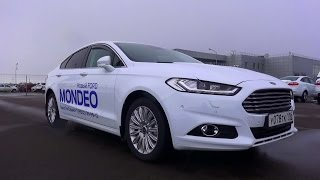 2015 Ford Mondeo Titanium. Start Up, Engine, And In Depth Tour.