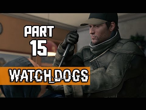 Watch Dogs Walkthrough Part 15 - Hold on Kiddo (PS4 1080p Gameplay)