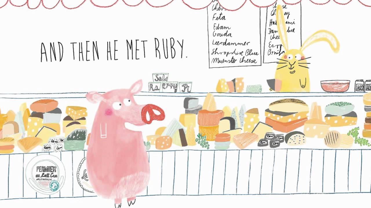 Youre A Rude Pig, Bertie!