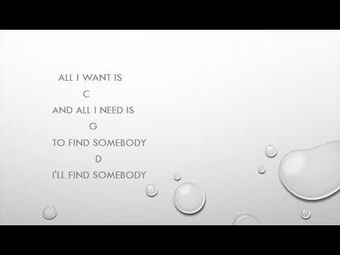 All I Want - Kodaline | Cover By Ahmad Abdul Chord & lyrics - YouTube
