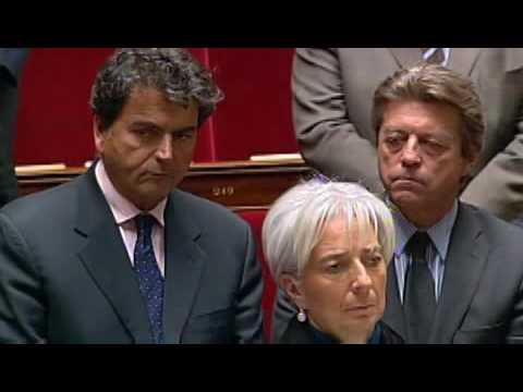 Vibrant hommage de François Fillon à Philippe Séguin à l'Assemblée Nationale