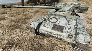 WoT AMX 13 75 | 3.762 DMG | 2.007 EXP | Patrol Duty- Erlenberg