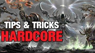 Diablo 3 hardcore