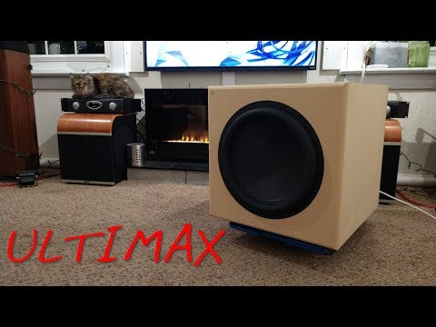 "Z Review - Dayton ULTIMAX 15"" SUBWOOFER [Worth the Wait? Hell Yeah!]"