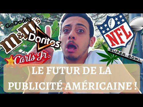 LE FUTUR DE LA PUBLICITÉ AMÉRICAINE !