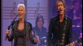 Roxette - The Look (Live @ Concert For Victoria & Daniel 2010)