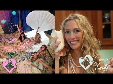 Mermaid Party Music   Mermaid Kariel