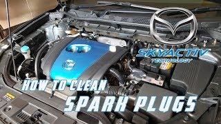 Maintain Sparkplugs // Mazda CX5 KEEFW/KEEAW/KE2FW/KE2AW/KE5FW/KE5AW