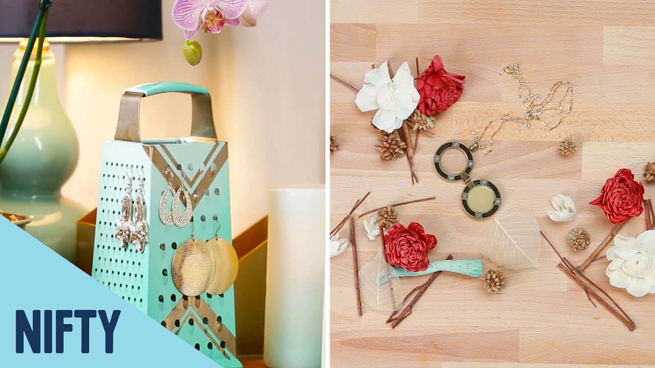 9 Essential DIY Beauty Accessories