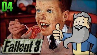 Fallout 3 Gameplay Walkthrough Part 4 - FINE YOUNG CANNIBALS 1080p HD