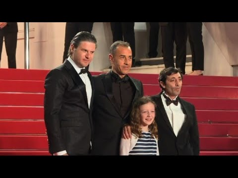 """Cannes 2018: production team of """"Dogman"""" walk the red carpet"""