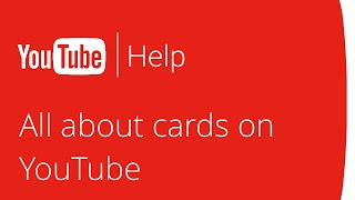 All about cards on YouTube thumbnail