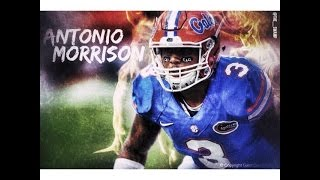 Antonio Morrison || Florida Gators highlights ᴴᴰ