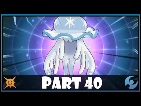 Pokemon Sun and Moon Part 40 - Catching Nihilego (UB-01)