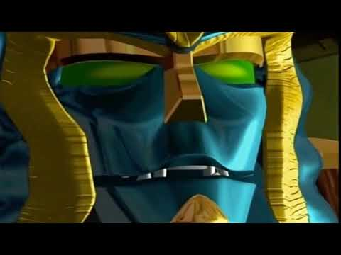 Beast Wars- In a word...Prime (Peter Cullen voice)