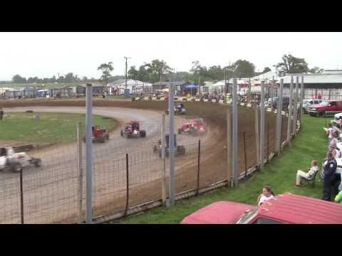 Spencer Bayston: Miami County speedway 6-25-13