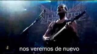 Killswitch Engage   Rose Of Sharyn Subtitulada Al Español