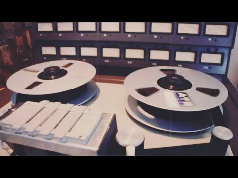 """Record To The *real* Thing! '79 JH-16 2"""" MCI 16-track Analog Tape At SFS!"""