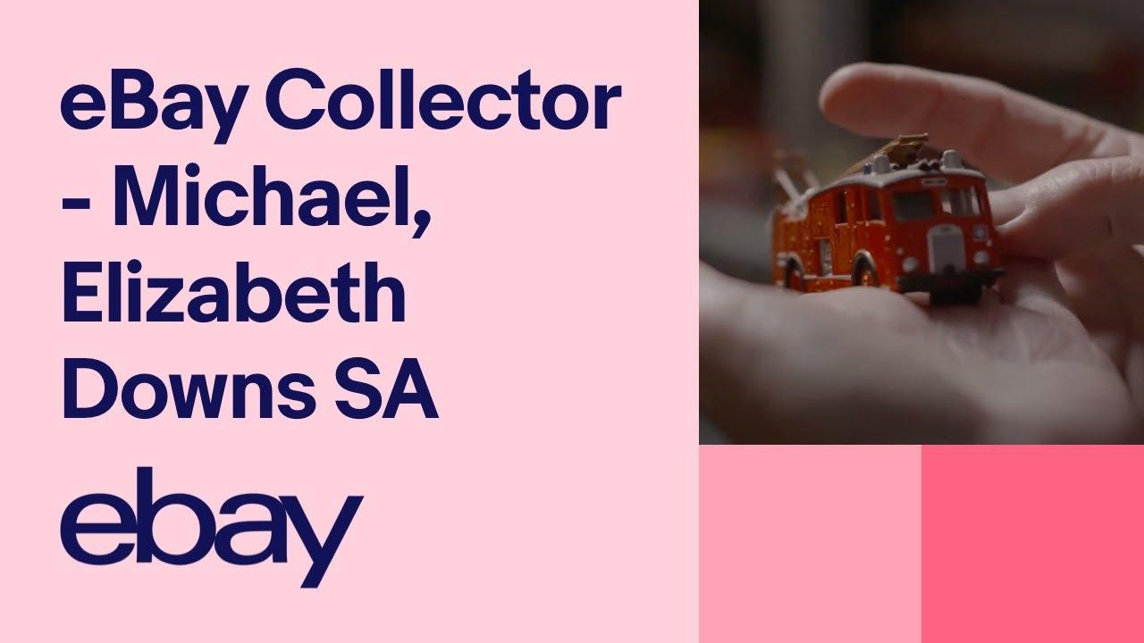 eBay Collector - Michael, Elizabeth Downs SA - YouTube