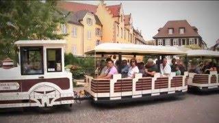 Petit Train Touristique Alsace SAAT