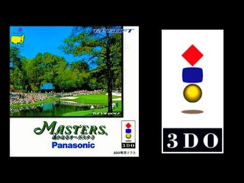 マスターズ 遙かなるオーガスタ3 for 3DO