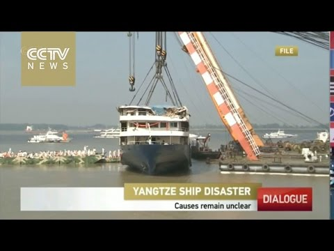 Dialogue:The Yangtze ship disaster