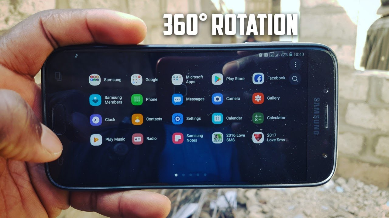 Galaxy J7 Pro - Android Pie 9 0 Launcher | Samsung Experience 10