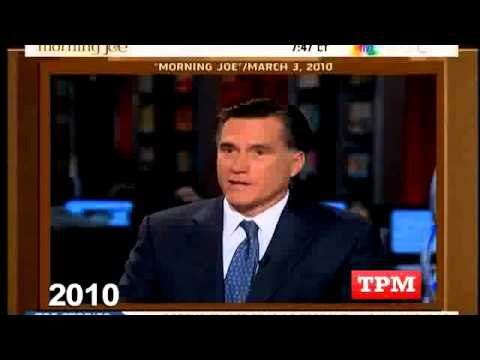 Mitt Romney's Evolving Views On Health Care And Emergency Rooms