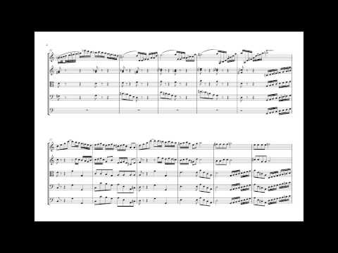 Dragon Quest - Rondo (String Ensemble Transcription)