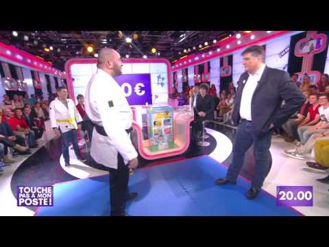 David Douillet Vs. Mokhtar, Le Match De Judo - TPMP - 08/01/2014