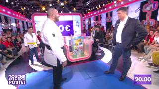 Video David Douillet vs. Mokhtar, le match de judo - TPMP - 08/01/2014 download MP3, 3GP, MP4, WEBM, AVI, FLV Desember 2017