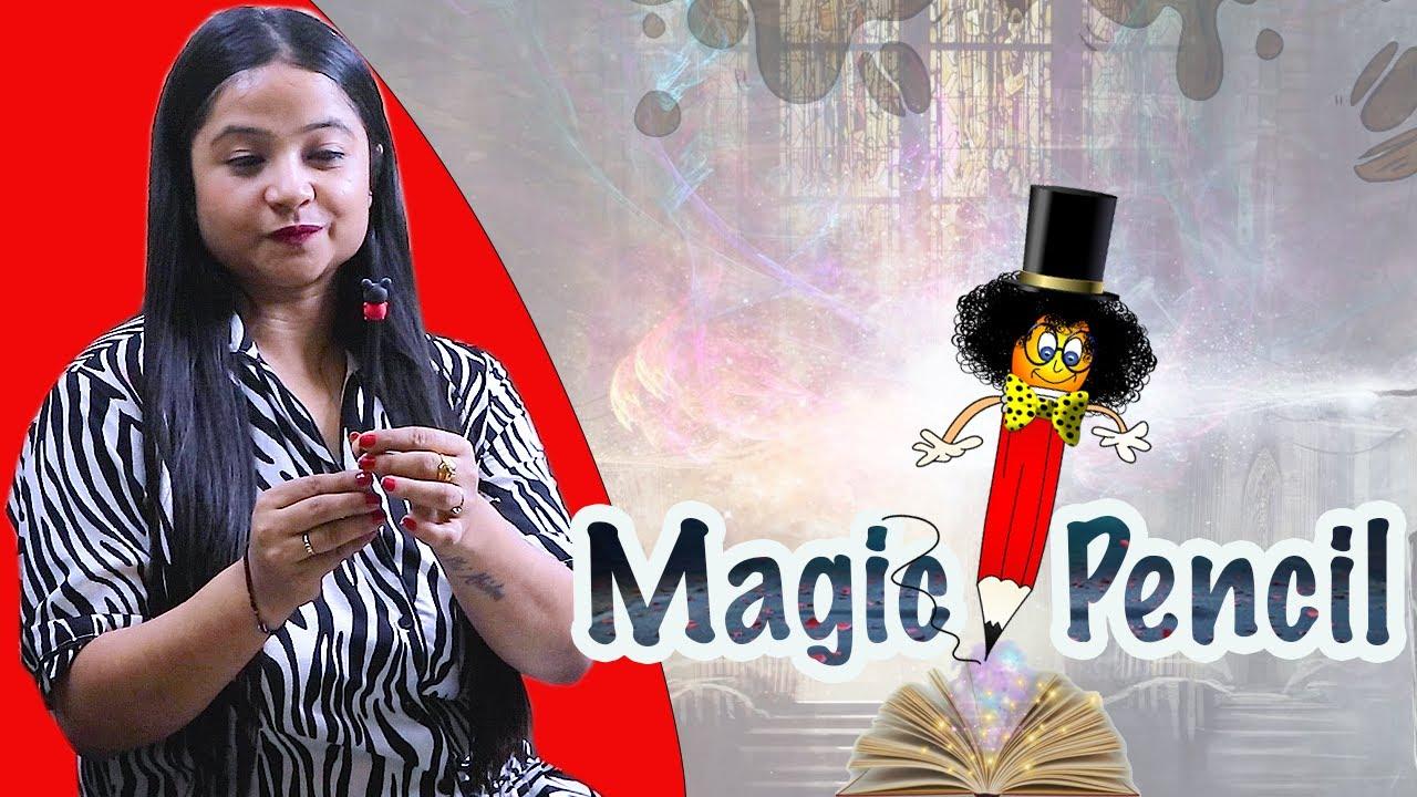 Magic Pencil    part 2
