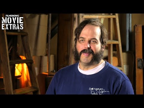 Winchester  Onset visit with Angus Sampson