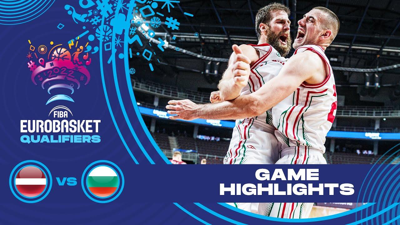 Latvia - Bulgaria | Highlights